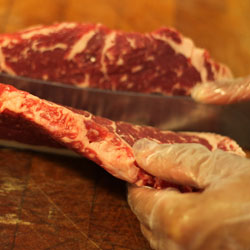 Steak Slicing